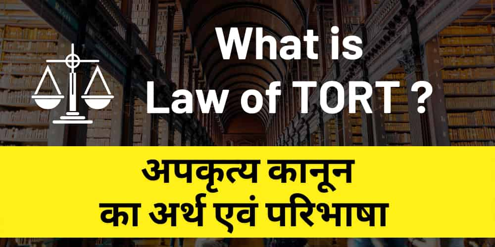 what-tort-law